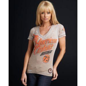 """Affliction Damen T-Shirt  - AW4523 - """" Speedway """""""