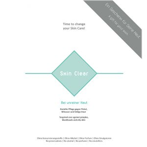 FilSuisse Skin Clear The New Art of Skin Care