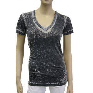Affliction Damen T-Shirt ?Elevated Fear? AW5246